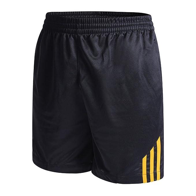 Yying Shorts Hombre Sport Pantalones Cortos Mujer Running Fútbol ...