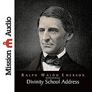 Divinity School Address Audiobook