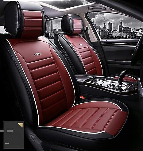 Color : Gray Set Copri-Sedile Universali per Anteriori E Posteriori Accessori Auto Interno YXLcars Copri-sedili Auto Universale