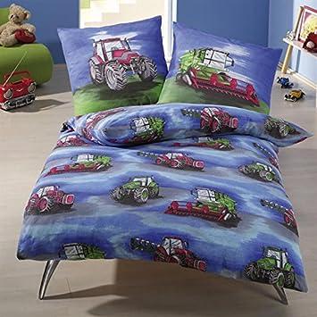 Ido Biber Kinder Bettwäsche 2 Teilig Bettbezug 135 X 200 Cm
