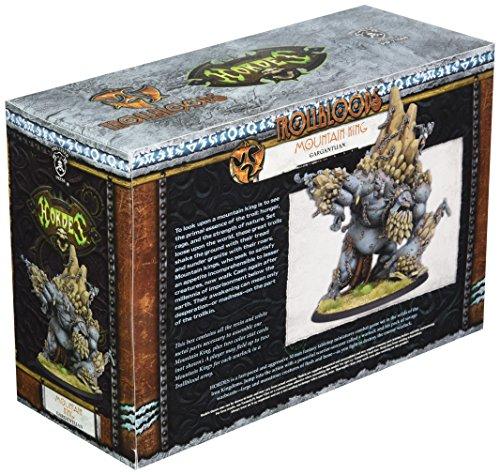 Privateer Press - Hordes - Trollblood: Mountain King Gargantuan Model Kit 4
