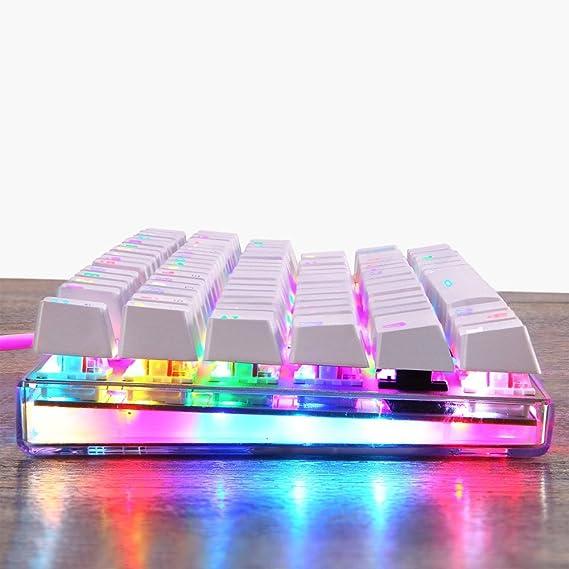 Jutek Motospeed K87S NKRO Mechanical Keyboard with RGB: Amazon.in:  Electronics