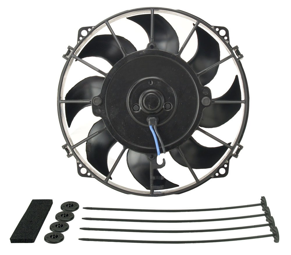 Derale 16618 8' Tornado Electric Fan Standard Kit