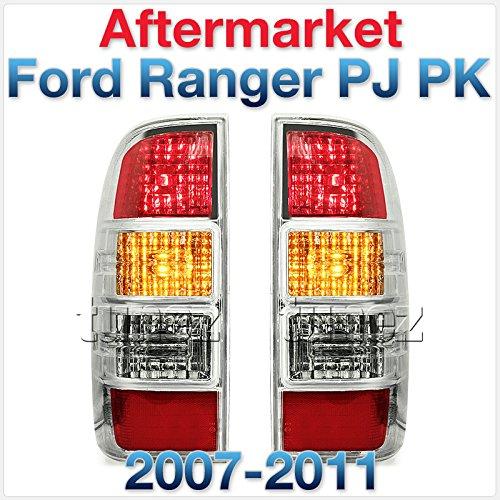 Tunez Neuf # 1 arrière Feu arrière pour Ranger PJ PK 2007-2011 UTE lampe de remplacement Lot de Paire gauche + droite côté Camion