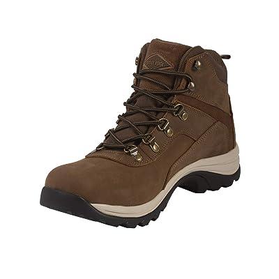 Steel Edge Mens Waterproof Hiking Boots Casual: Shoes