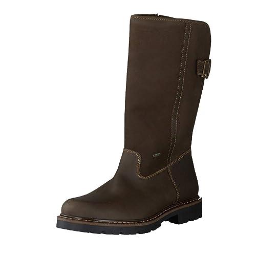 FRETZ men 9271.3201 - Botines de Cuero Hombre, Color Marrón, Talla 42.5 EU: Amazon.es: Zapatos y complementos