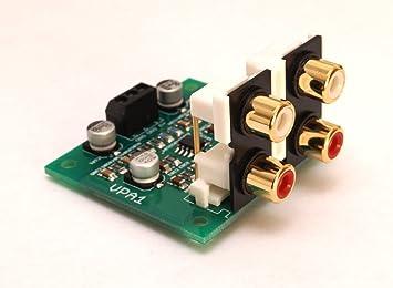 Phonovorverstärker VPA1. Hochwertiger Stereo: Amazon.de: Elektronik