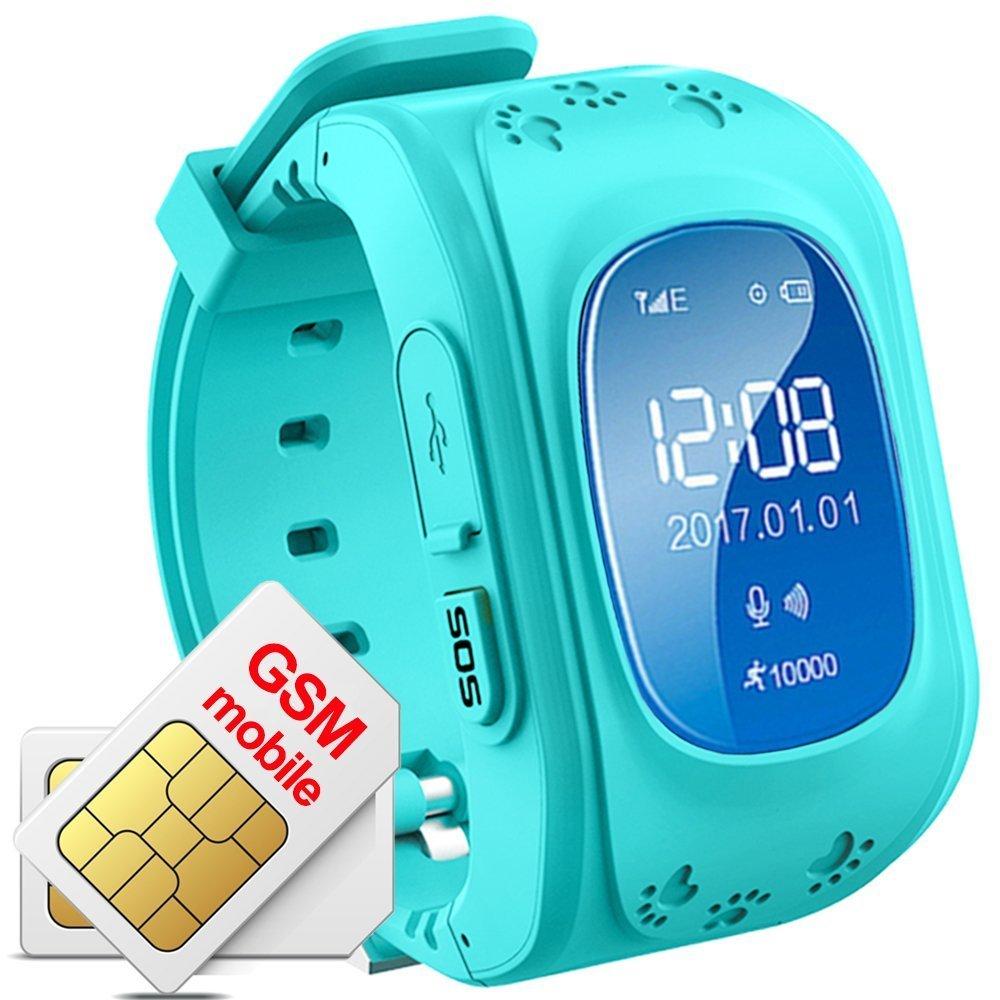Amazon.com: TKSTAR Gps Tracker Smart Watch Phone Two-way