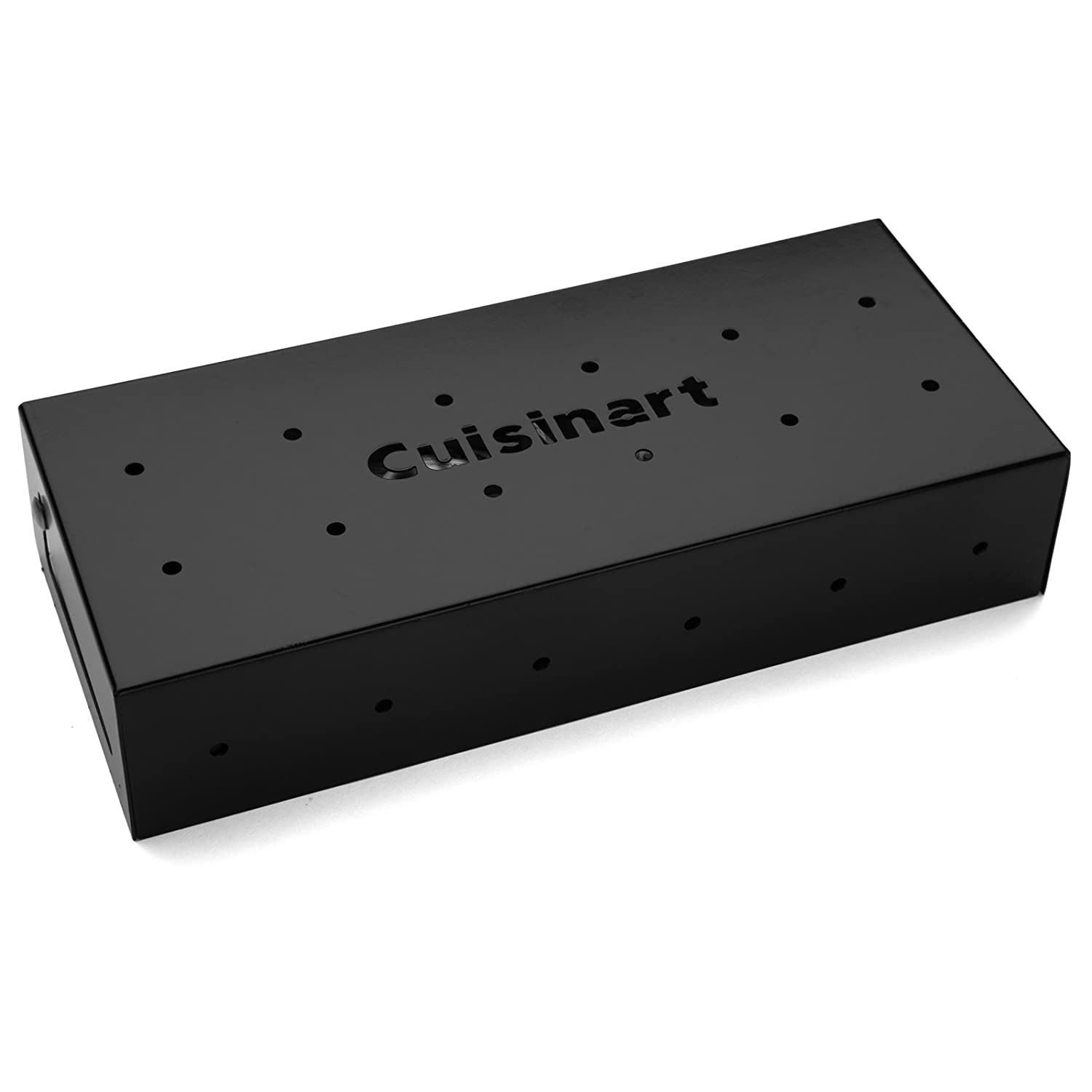 Cuisinart CSB-158 Smoke and Humidity Grill Box, Silver/Black