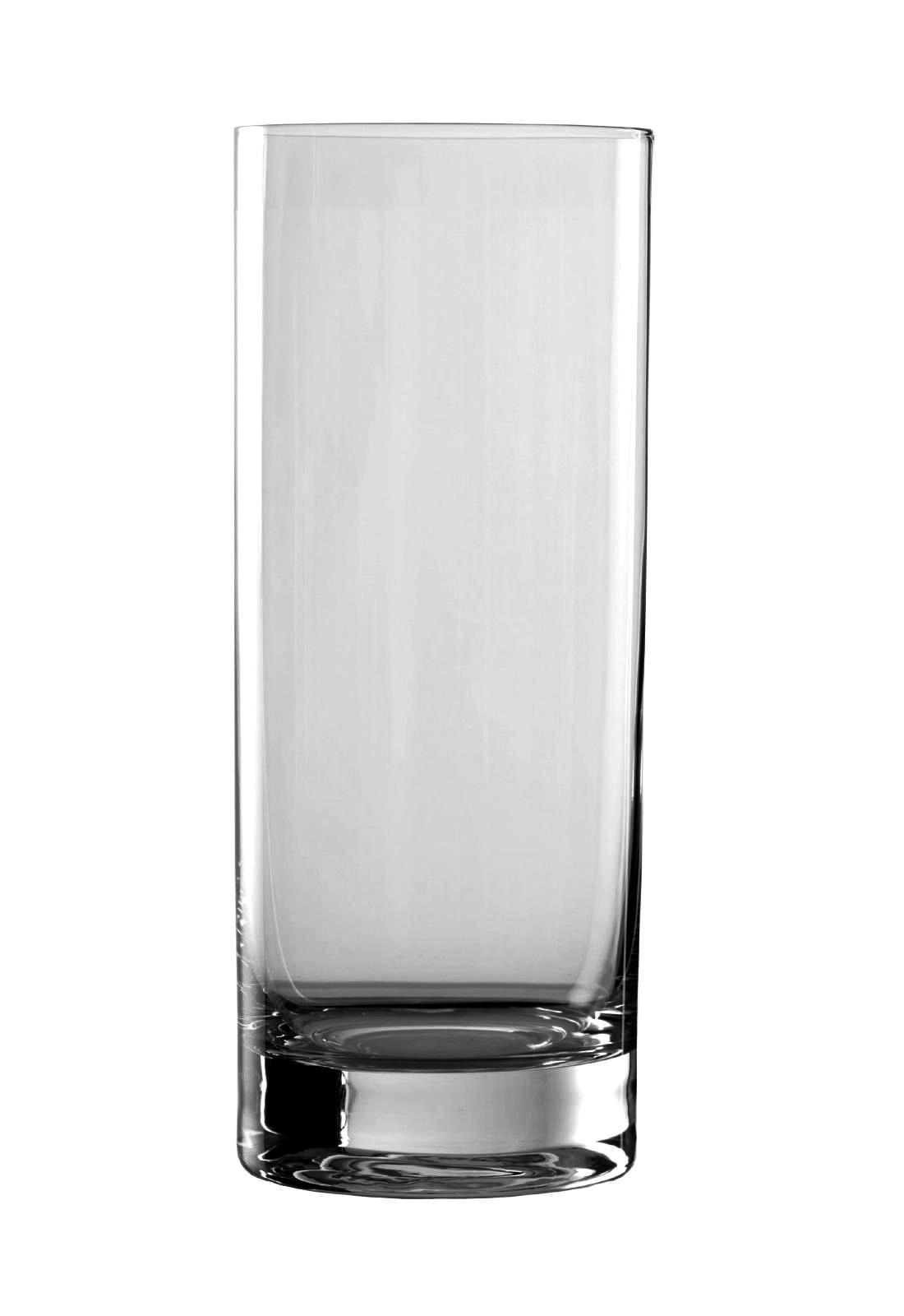 Stolzle New York Bar Longdrink Glasses, Set of 6