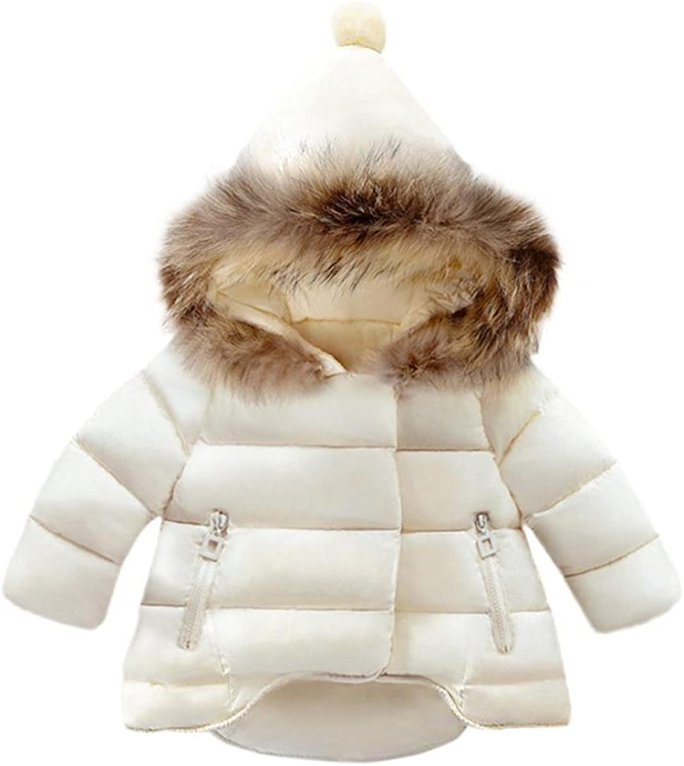 SMTSMT Infant Baby Girls Boys Kids Down Jacket Coat Autumn Winter Warm Clothes