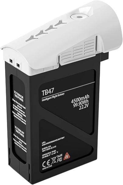 DJI Batería Inteligente Recargable de 4,500 mAh Compatible ...