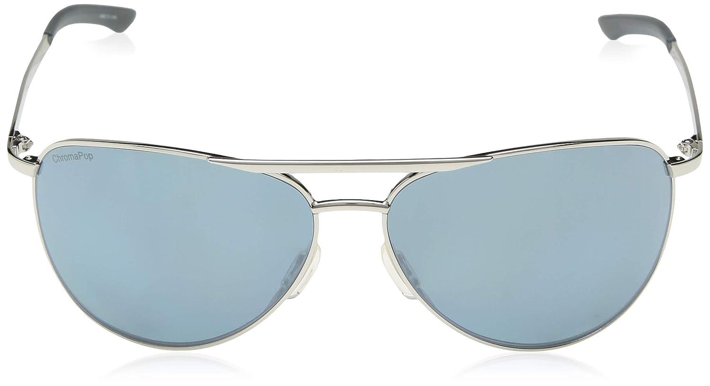 5977a65532 Amazon.com  Smith Serpico Slim 2 ChromaPop Polarized Sunglasses ...