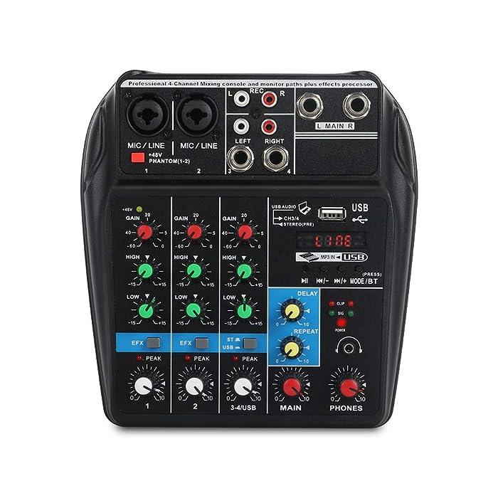 Top 9 Home Recording Studio Mixer