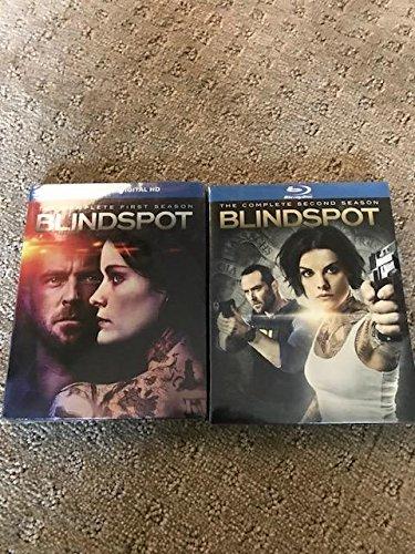 Blindspot Season 1-2 Blu-Ray Bundle