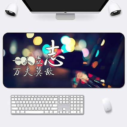 DM&FC Gaming Mouse Pad Grande, Extendido Escritorio Protector ...