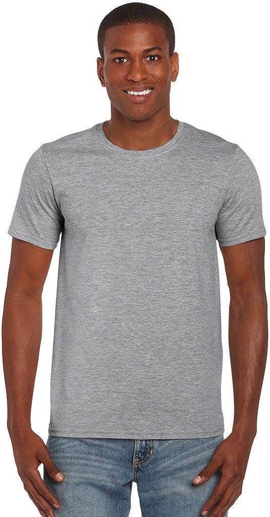 Gildan Softstyle, adult ringspun t-shirt