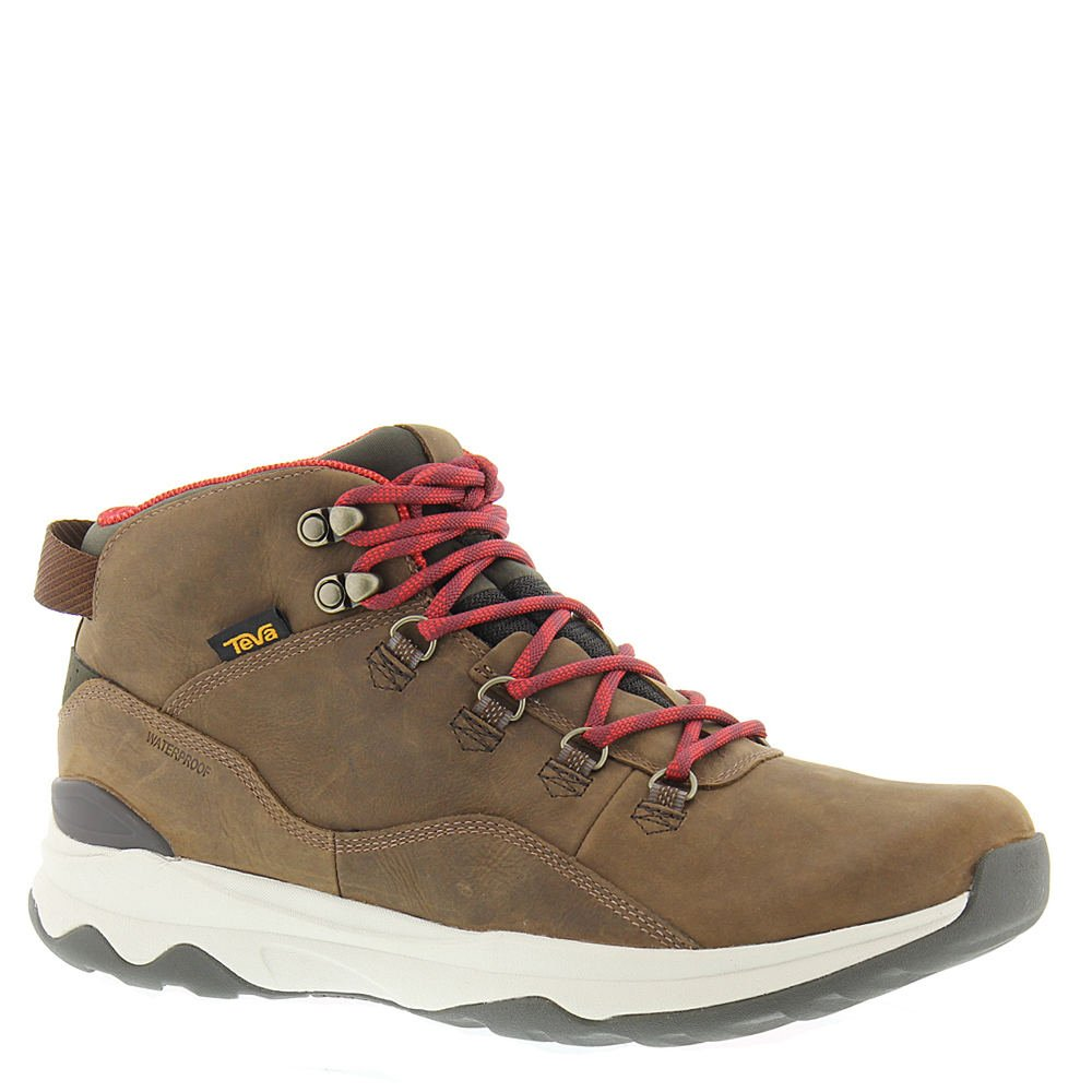Teva Arrowood Utility Mid Brown Mens Waterproof Boot Size 12M