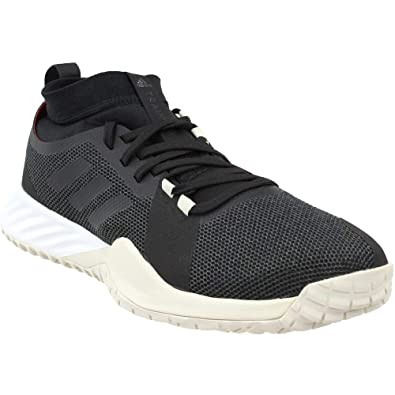 brand new 60273 d2b09 adidas Mens Crazytrain Pro 3.0 TRF Athletic  Sneakers Black