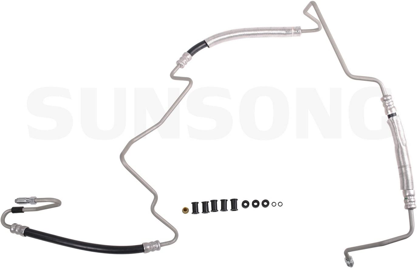 Power Steering Pressure Line Hose Assembly-RWD 3402553 fits 93-94 Ford Aerostar