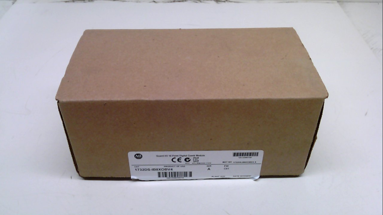 Allen Bradley 1732Ds-Ib8xobv4, Series A,Input/Output Digital Comb Modu 1732Ds-Ib8xobv4 Ar Series A