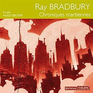 Chroniques martiennes | Livre audio