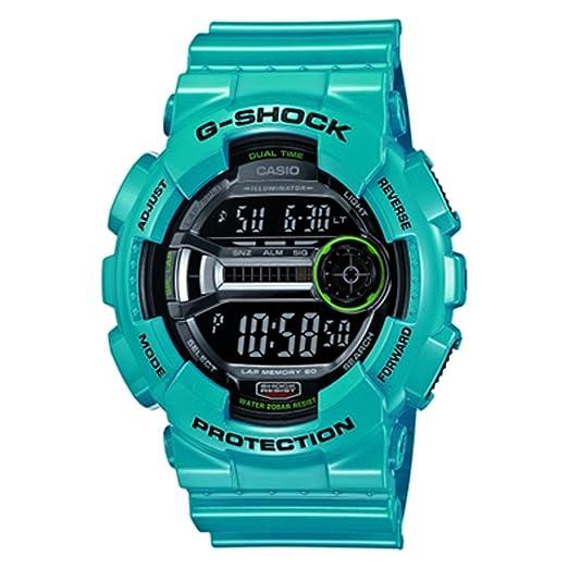 Casio G-Shock GD-110-2ER - Reloj Digital de Cuarzo para Hombre