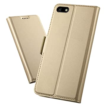 Amazon com: TOTOOSE Huawei Y5 Lite - Series Covers Wallet