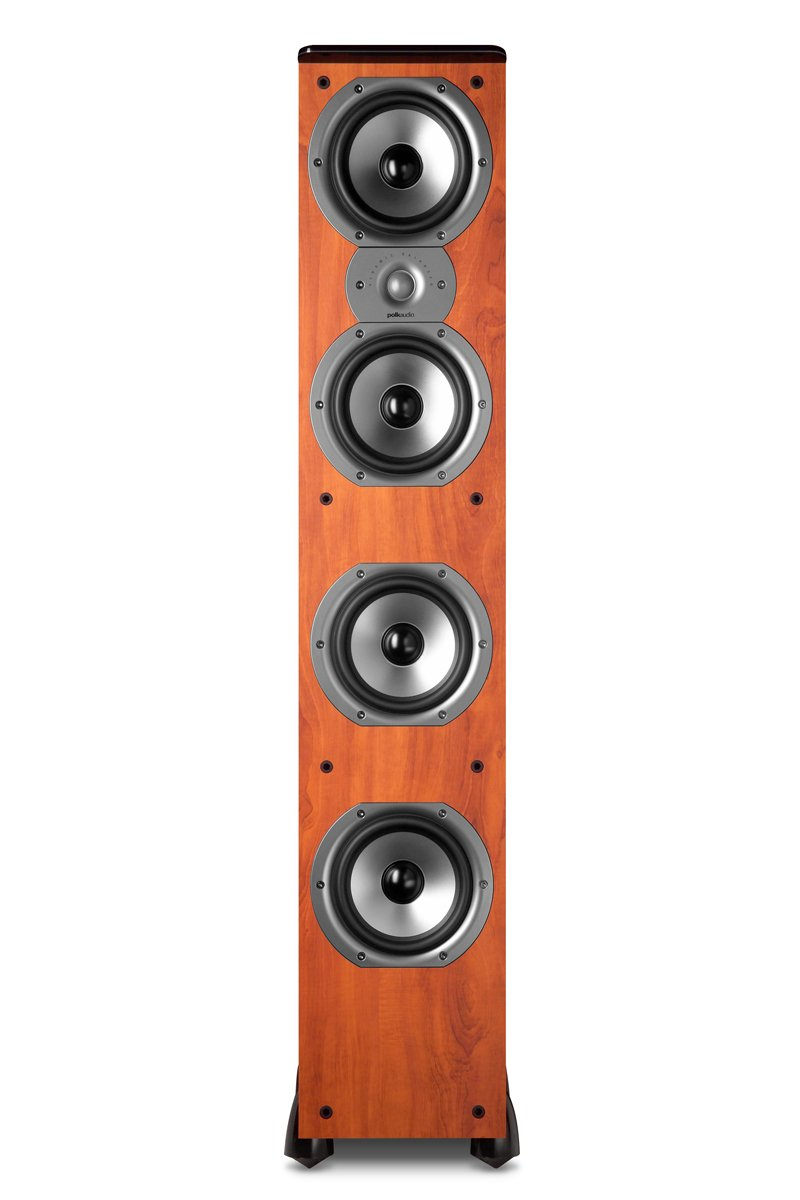 Polk Audio TSi500 Floorstanding Speaker - Each (Cherry)