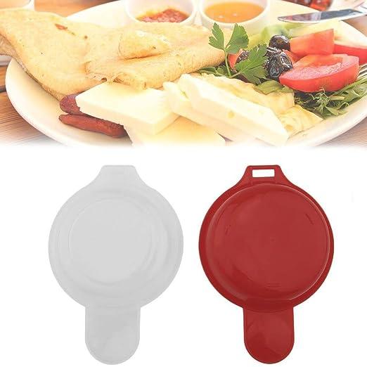 FIOLTY 2 Juegos Inicio de microondas para cocinar Huevos Tortilla ...