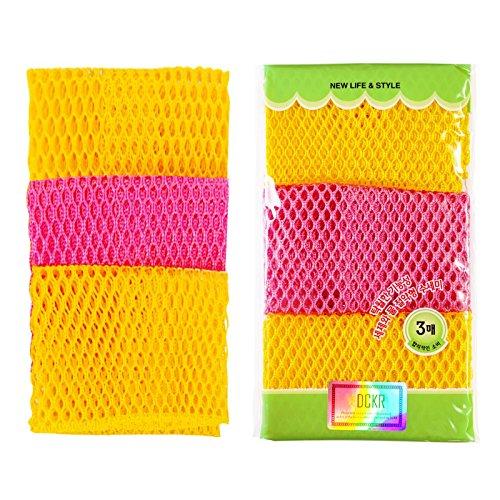 Waffle Weave Crochet (Dish Washing Cloths (11