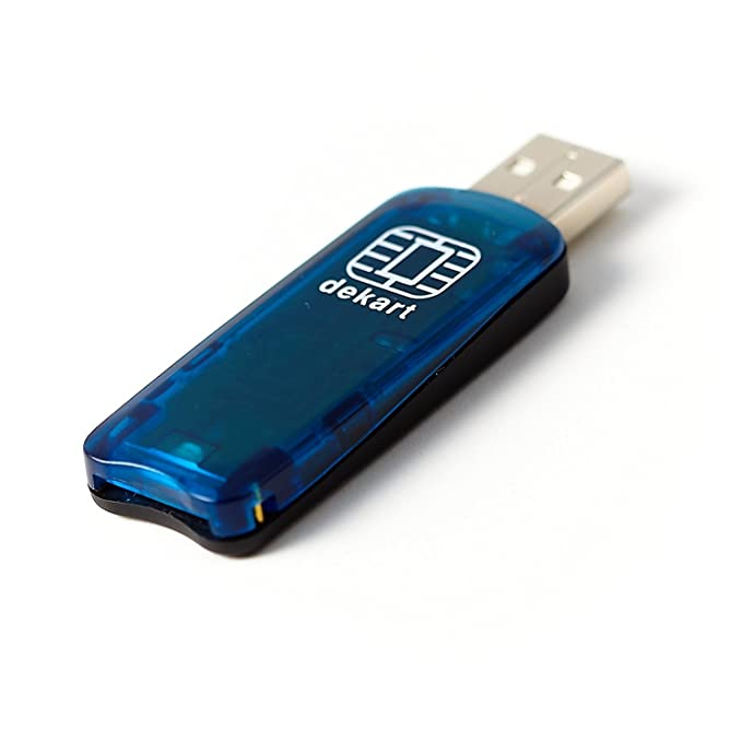 Amazon.com: Dekart SIM Card Reader with Powerful SIM Card Management Software for Windows PC (Micro & Nano SIM Adapters included): Computers & Accessories