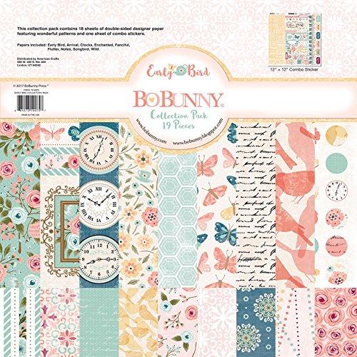 - Bo Bunny 7310075 Collection Paper Multi