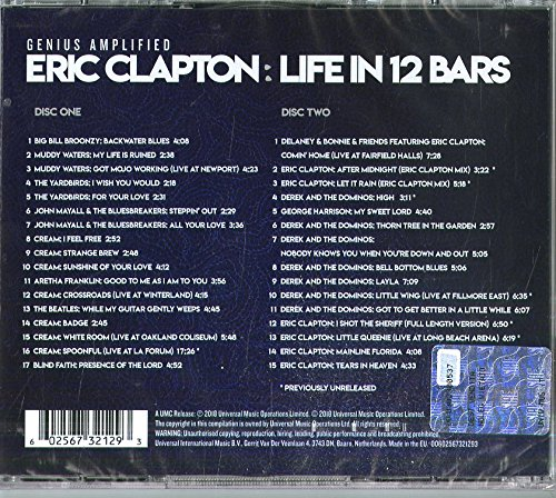 amazon life in 12 bars ost 輸入盤 音楽