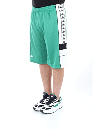 Kappa Pantalone Corto 303WBR0-19-222 Banda Arawa in Acetato