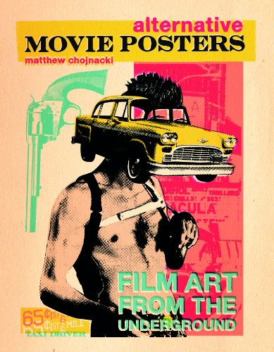 artsy movie posters
