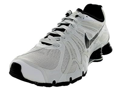 Nike Men s NIKE SHOX TURBO+ 13 RUNNING SHOES (8) 9517f56cd