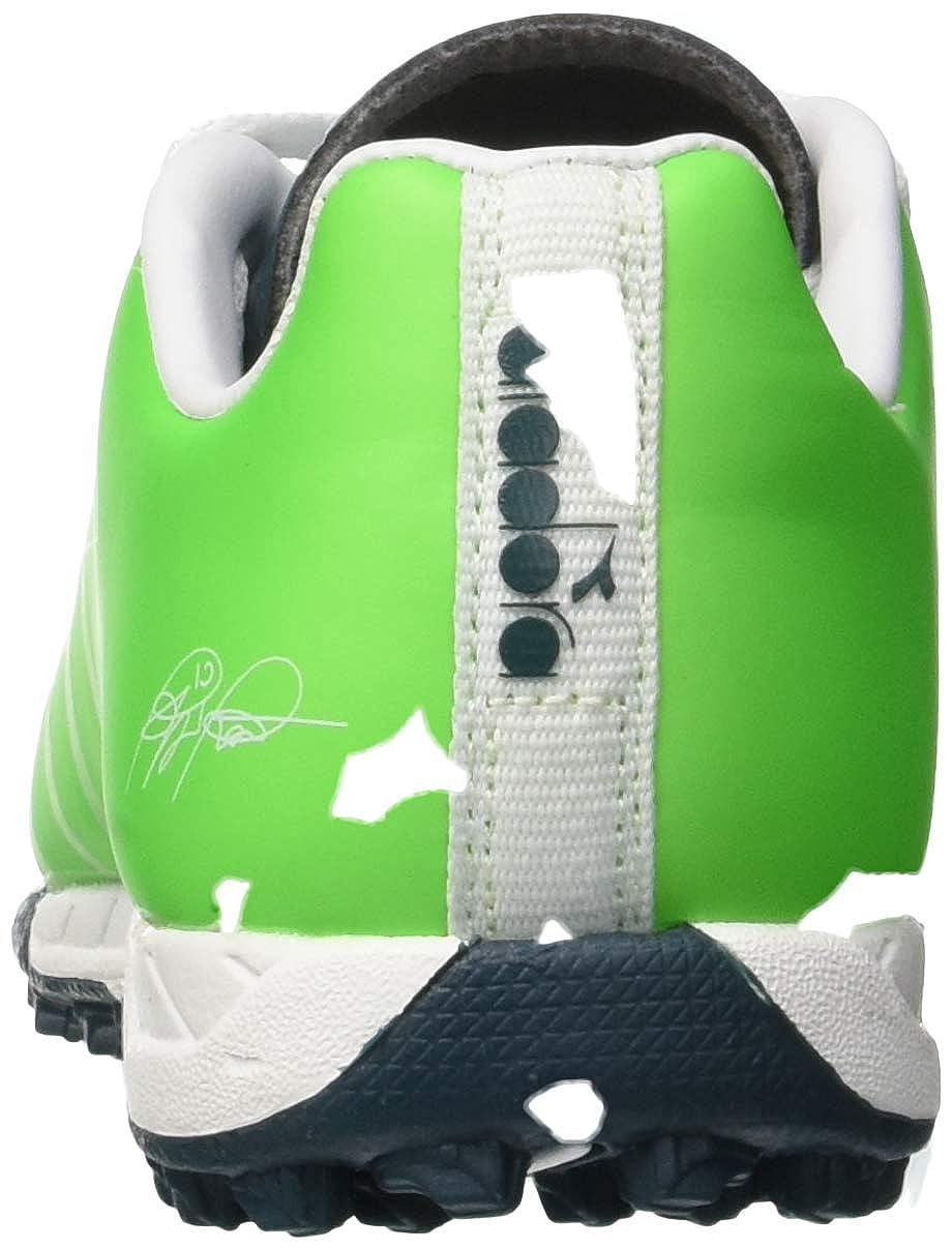 Zapatos de Futsal Unisex para Ni/ños Diadora Rb2003 R TF Jr