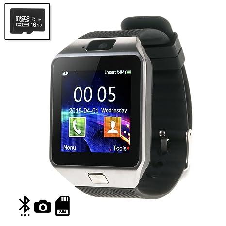 Silica DMN235SD16 - Smartwatch tekkiwear Dama n235 con Micro ...