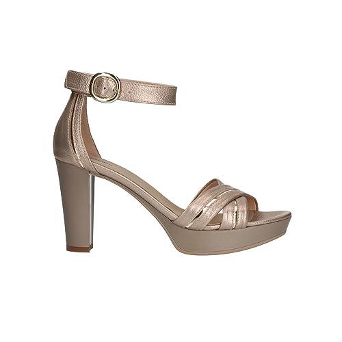 NERO GIARDINI sandali donna pelle nero nr. 40 P805601D 5601
