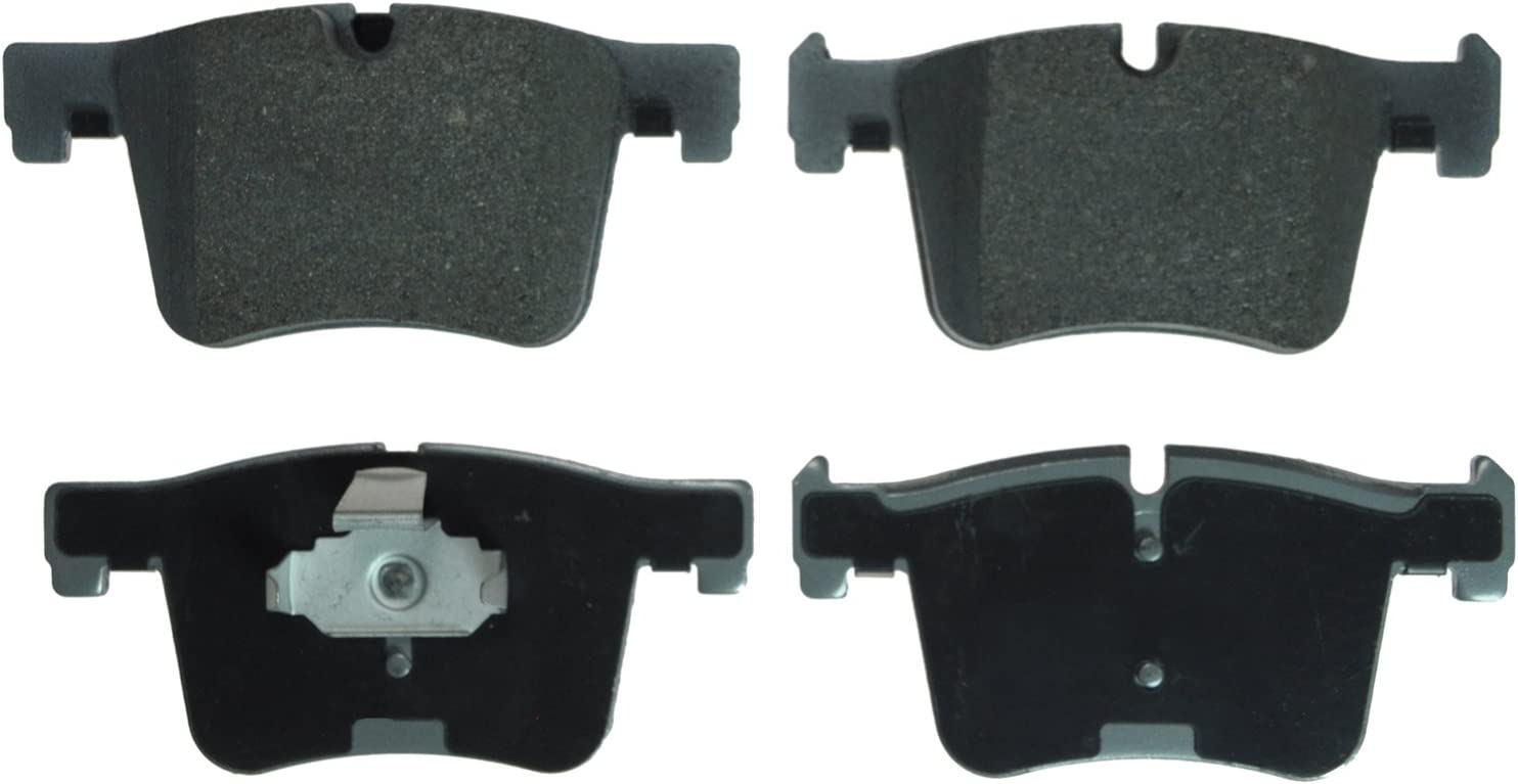Disc Brake Pad Set-ThermoQuiet Disc Brake Pad Front,Rear Wagner MX52