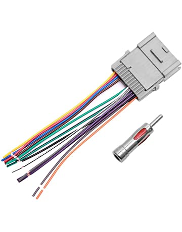 Admirable Radio Wiring Harnesses Amazon Com Wiring 101 Picalhutpaaxxcnl