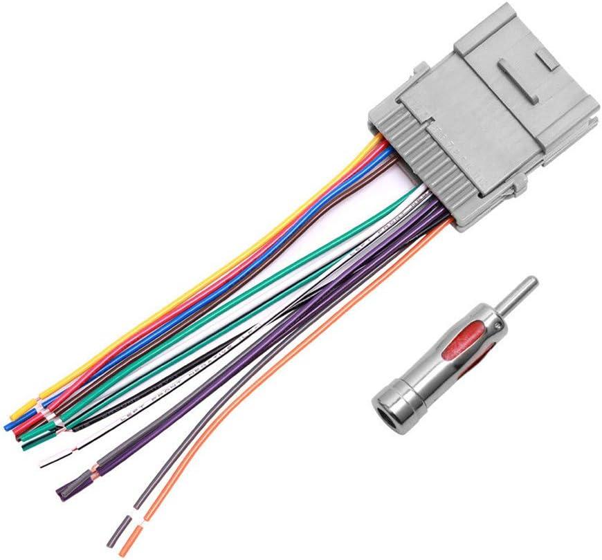 Marvelous Radio Wiring Kit Wiring Diagram Data Wiring Digital Resources Dimetprontobusorg