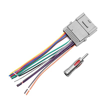 Car Stereo Wiring Adapter - Wiring Diagram Filter