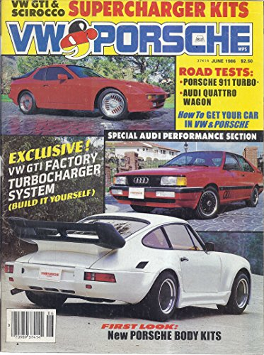 VW & Porsche Magazine (June 1986)