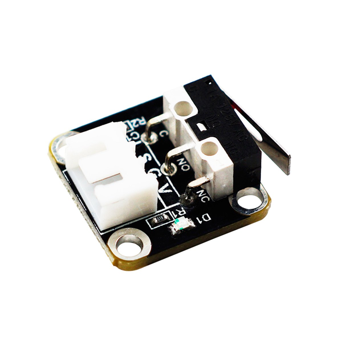 UKCOCO 3 Pack of 3D Printer CR-10 Endstops Limit Switches with Cables:  Amazon.com: Industrial & Scientific