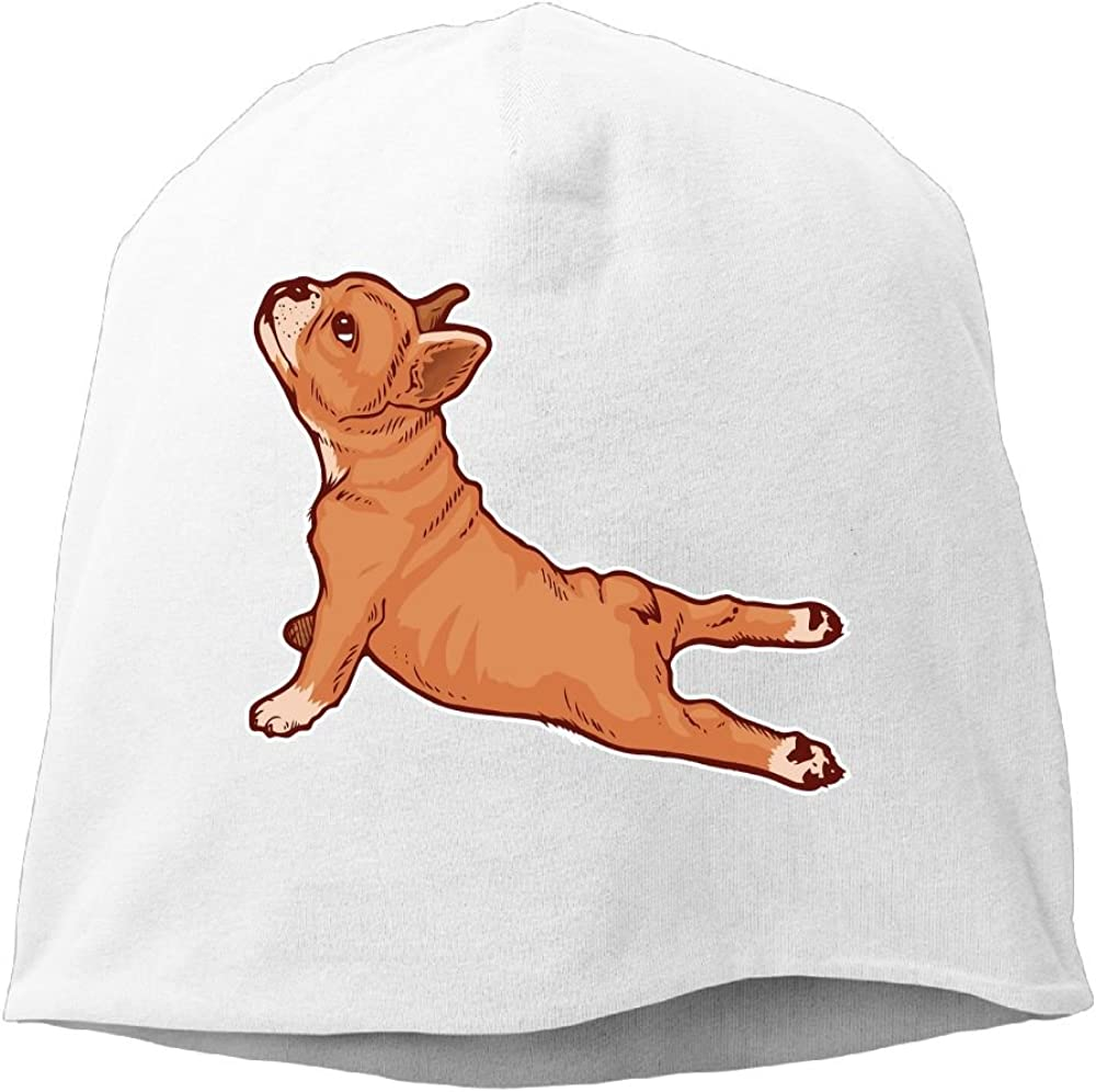 Janeither Headscarf Cute Dogs Hip-Hop Knitted Hat for Mens Womens Fashion Beanie Cap