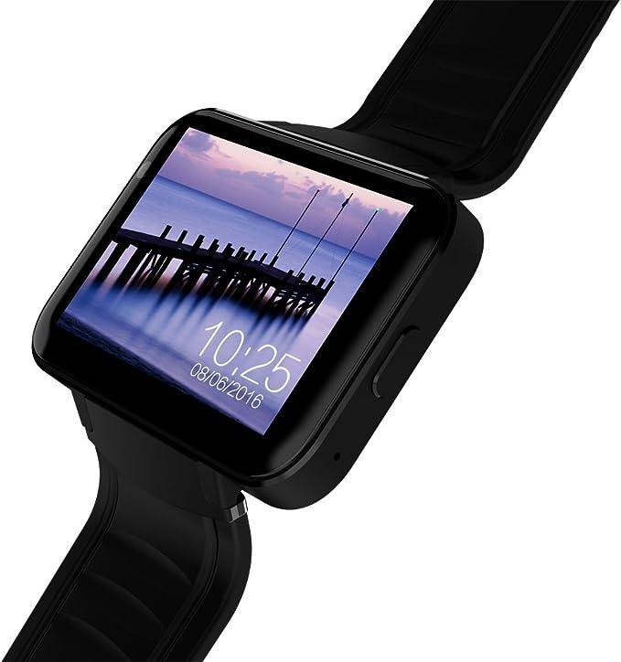 Domino dm98 2,2 Pulgadas Android 4.4 3 G Smartwatch teléfono ...