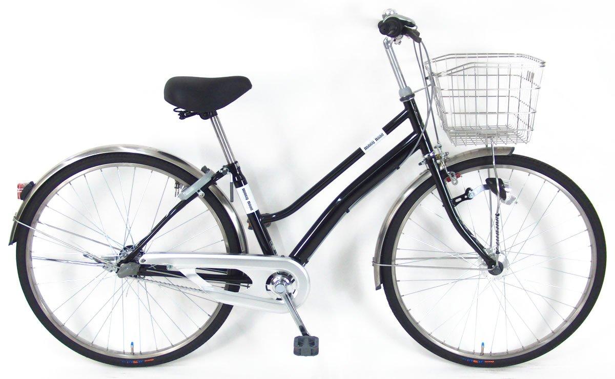 C.Dream(シードリーム) アビーロードS ARS63-H 26インチ自転車 シティサイクル ブラック BAA基準適合 3段変速 100%組立済み発送 B015J3R136