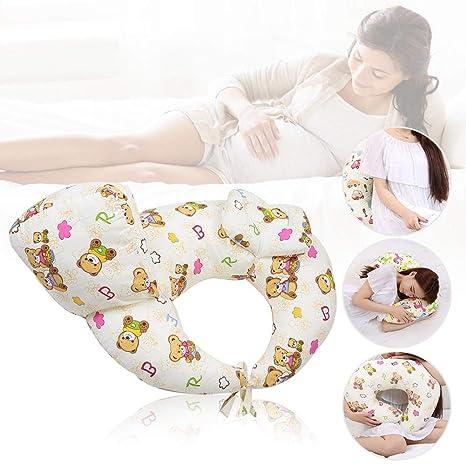 Almohadas de Lactancia para Embarazo y Bebé,Almohada de ...